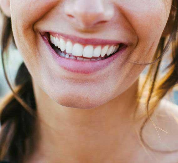 دندان های سفیدتر