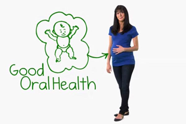بهداشت دهان در بارداری