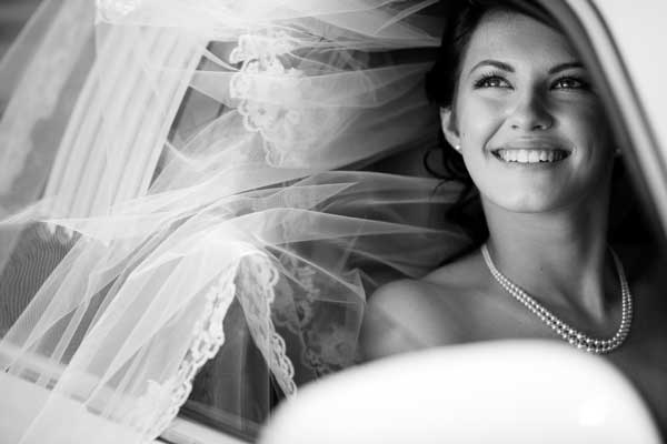 مراسم عروسی و طراحی لبخند
