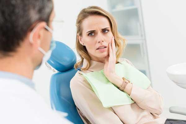 دندان درد و سردرد